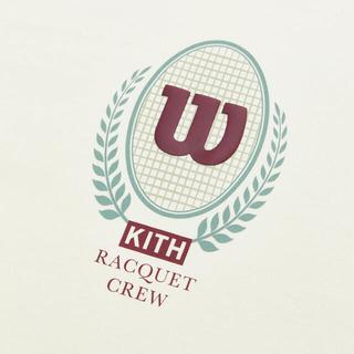 キース(KEITH)のKith for Wilson Crest Tee Lサイズ(Tシャツ/カットソー(半袖/袖なし))