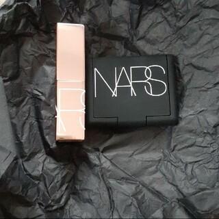 ナーズ(NARS)のNARS ソフトコア ブラッシュ&バームデュオ 5027(チーク)