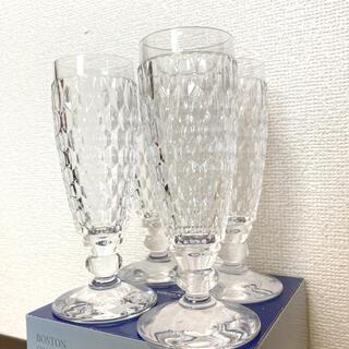 ビレロイアンドボッホ(ビレロイ&ボッホ)のビレロイ&ボッホ    シャンパングラス4脚(グラス/カップ)