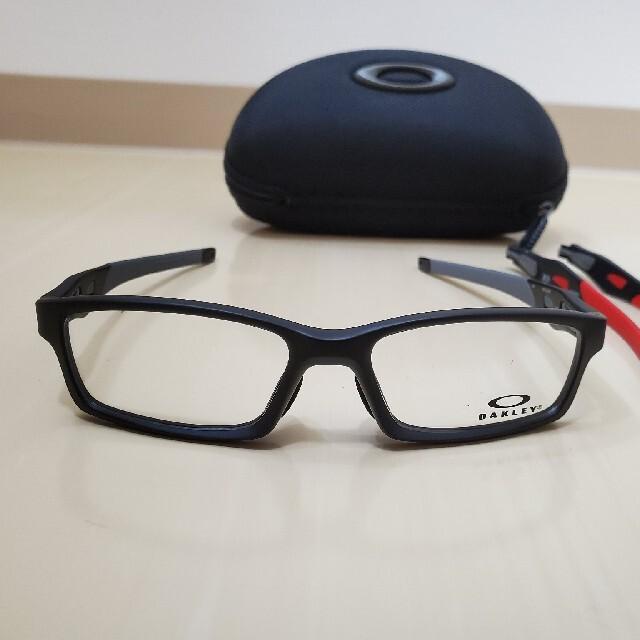 Oakley(オークリー)の《最終価格》値下げ中 未使用 オークリー クロスリンク アジアンフィット メンズのファッション小物(サングラス/メガネ)の商品写真