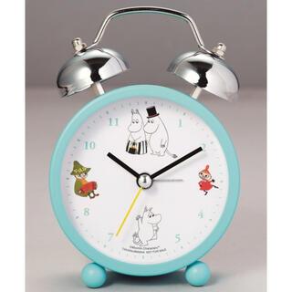 宝島社 - 雑誌付録:ムーミンの仲間たちと一緒レトロな目覚まし時計