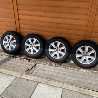 フォルクスワーゲン(Volkswagen)のVRX2 195/65R15 2018年製 ザ ビートル(タイヤ・ホイールセット)