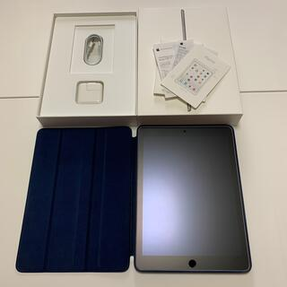 Apple - iPad Air2 Wi-Fi 128GB space gray