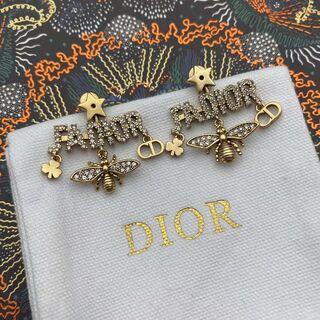 Dior  ディオール ピアス