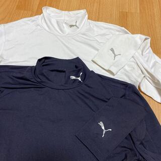 PUMA - レディースPUMAアンダーシャツ2枚セット