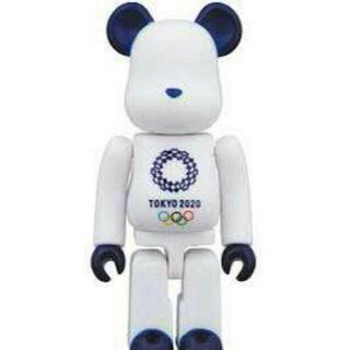 メディコムトイ(MEDICOM TOY)のBE@RBRICK  新品未開封 東京2020オリンピックエンブレム 100%(その他)