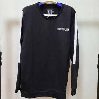 ルグランブルー(LGB)のSwitchBlade SWEATSHIRT スウェットシャツ HYDE着(スウェット)