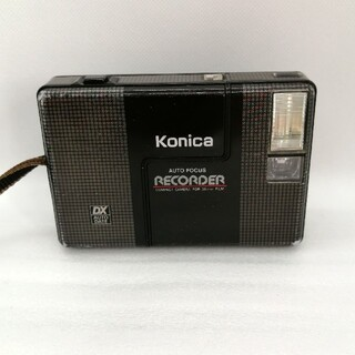 KONICA MINOLTA - レア、完動品、DX Konica RECORDERコニカ レコーダー