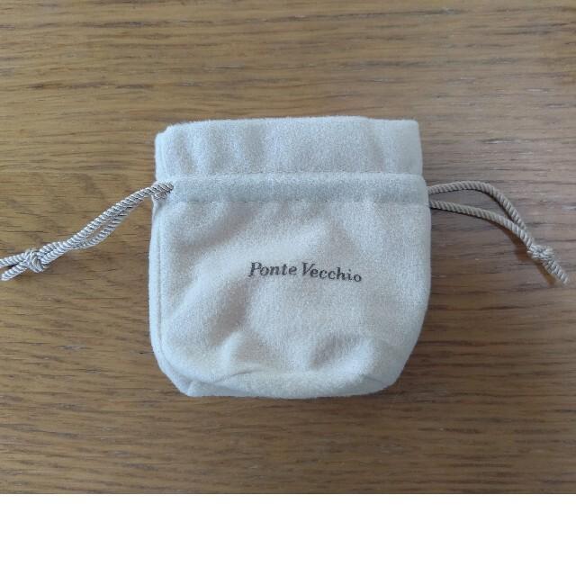 PonteVecchio(ポンテヴェキオ)のポンテヴェキオ 袋 付属品 レディースのアクセサリー(ネックレス)の商品写真