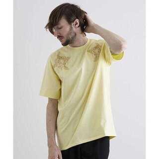 ステュディオス(STUDIOUS)のフラワーエンブロイダリーTシャツ(Tシャツ/カットソー(半袖/袖なし))