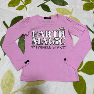 アースマジック(EARTHMAGIC)のアースマジック ロンT140(Tシャツ/カットソー)