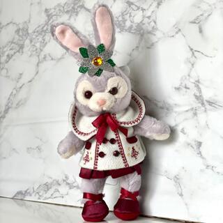 Disney - ステラルー2018 クリスマス ぬいぐるみバッジ