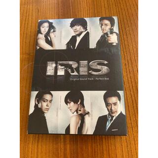 IRIS ost(テレビドラマサントラ)
