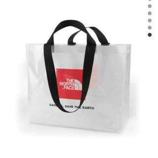 THE NORTH FACE - 新品 未使用 THE NORTH FACE クリアバッグ エコバッグ