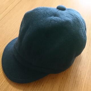 ムジルシリョウヒン(MUJI (無印良品))の美品 無印良品  キルティング キャップ(帽子)