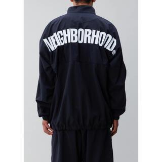 NEIGHBORHOOD - ANORAK / N-JKT Sサイズ BLACK アノラック