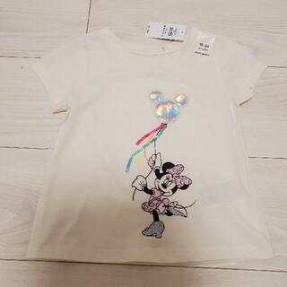 ベビーギャップ(babyGAP)の【新品】gap ミニー Tシャツ 90(Tシャツ/カットソー)