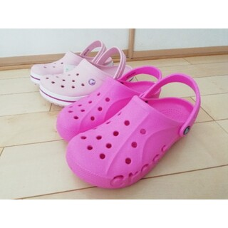 crocs - 【スペシャルsale】新品クロックス メンズ レディース 24cm2足セット
