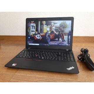 レノボ(Lenovo)のLenovo E575 A6-9500B 500G 4G WiFi Camera(ノートPC)
