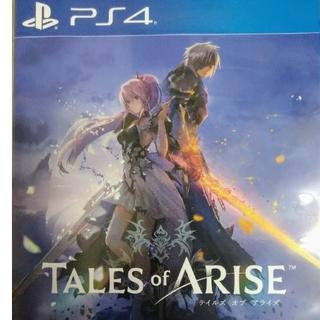 PlayStation4 - PS4 テイルズオブアライズ