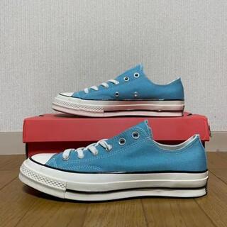 CONVERSE - CONVERSE CT70 SHORELINE BLUE