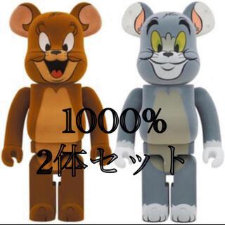 トム&ジェリー1000% ベアブリック Tom And Jerry フロッキー