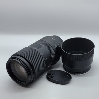 SIGMA - SIGMA 100-400mm F5-6.3 DG 2021年納品 使用少なめ