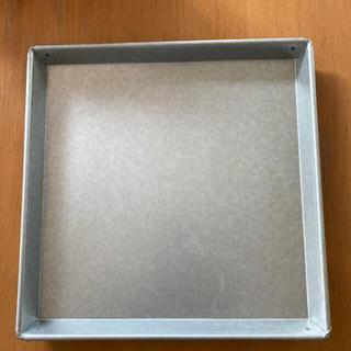 【mochaさま専用】【未使用】24㎝ロールケーキ用 天板(調理道具/製菓道具)