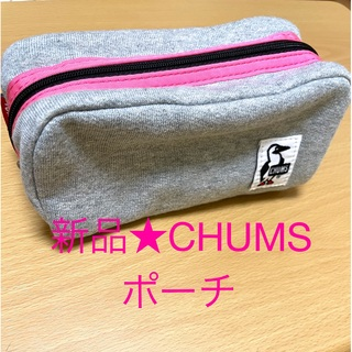 CHUMS - 新品★チャムス CHUMS Tシャツ ポケット /ポーチ