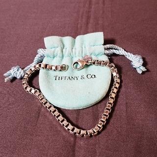 Tiffany & Co. - 銀製/Tiffany/ベネチアンブレスレット/SILVER925/装飾品/銀製品