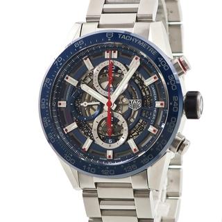 タグホイヤー(TAG Heuer)のタグホイヤー  カレラ キャリバー ホイヤー01 クロノグラフ CAR2(腕時計(アナログ))