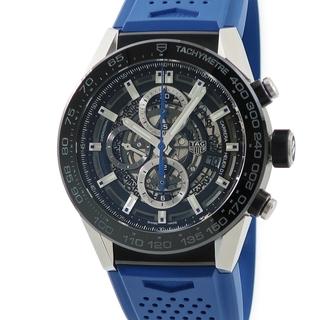 タグホイヤー(TAG Heuer)のタグホイヤー  カレラ キャリバー ホイヤー01 クロノ ブルータッチ(腕時計(アナログ))