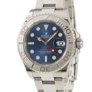 ロレックス(ROLEX)のロレックス  ヨットマスター 40 ロレジウム 126622 Blue(腕時計(アナログ))