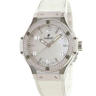 ウブロ(HUBLOT)のウブロ  ビッグ・バンオールホワイト 361.SE.6010.RW.11(腕時計(アナログ))