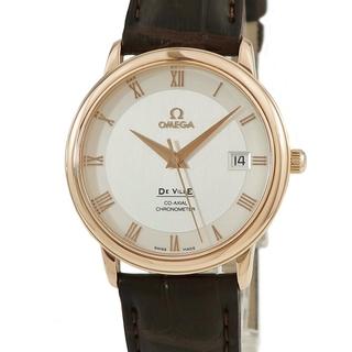 オメガ(OMEGA)のオメガ  デ ヴィル プレステージ コーアクシャル 4678.31.02(腕時計(アナログ))