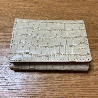 ビームス(BEAMS)のBEAMS 三つ折り財布 未使用品(財布)