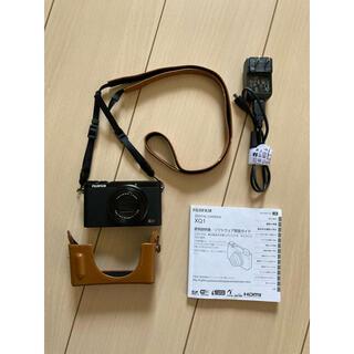 フジフイルム(富士フイルム)の【しゅう様専用】FUJIFILM XQ1(コンパクトデジタルカメラ)