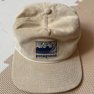 patagonia - 廃盤 patagonia コーデュロイ キャップ 波 北斎柄 FA16 ウェーブ