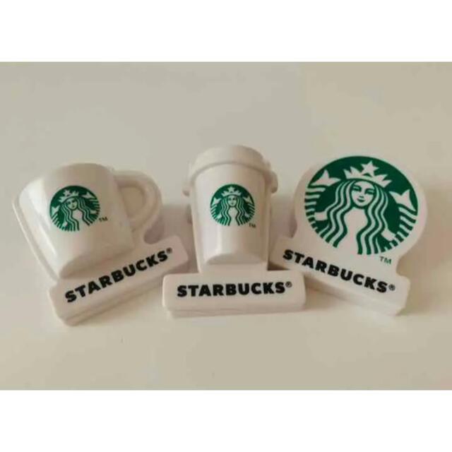 Starbucks Coffee(スターバックスコーヒー)のスターバックス クリップ エンタメ/ホビーのコレクション(ノベルティグッズ)の商品写真
