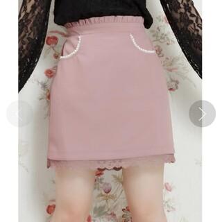 ロジータ(ROJITA)のROJITA タイトミニスカートピンク黒2着(ミニスカート)
