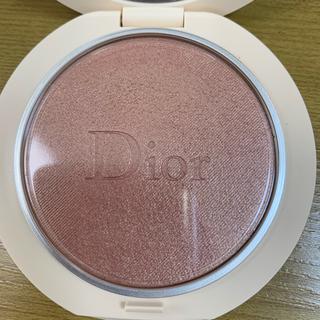 ディオール(Dior)のディオールスキンフォーエバー クチュール ルミナイザー 05 ローズウッドグロウ(フェイスカラー)