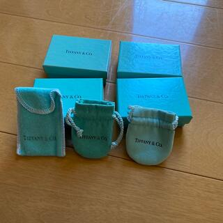 ティファニー(Tiffany & Co.)のティファニー箱 4つ(その他)