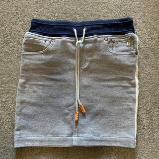 ダブルスタンダードクロージング(DOUBLE STANDARD CLOTHING)のDOUBLE STANDARD CLOTHINGニットスカート(ミニスカート)