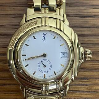 サンローラン(Saint Laurent)のイヴ・サンローラン 腕時計 電池交換済(腕時計)