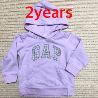 ベビーギャップ(babyGAP)のbaby GAP パーカー 2years(Tシャツ/カットソー)