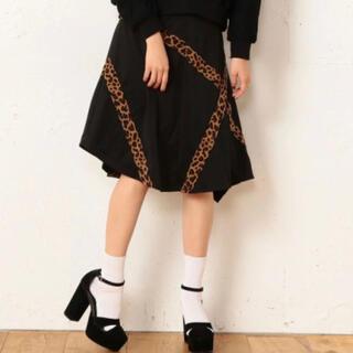 スパイラルガール(SPIRAL GIRL)のSPIRALGIRL スパイラルガール スカート 新品(ひざ丈スカート)