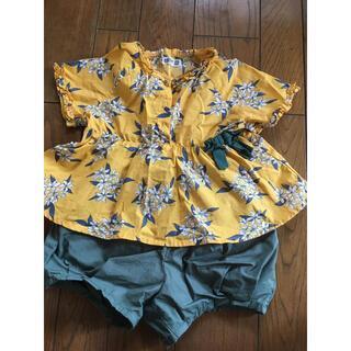 ラグマート(RAG MART)のラグマート アプレレクール 上下セット(Tシャツ/カットソー)
