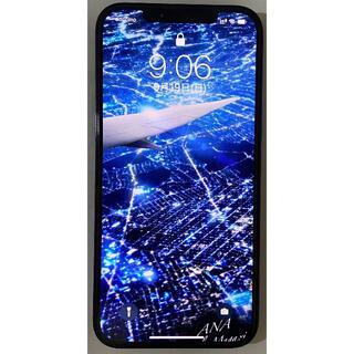Apple - 美品Appleシムフリー IPhone12 ProMax 256GB ブルー