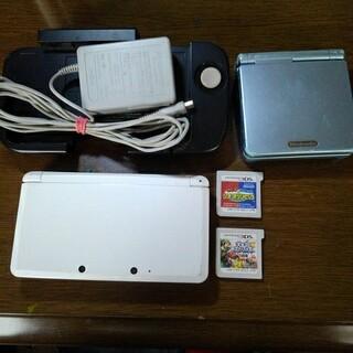 任天堂 - 3DS ゲームボーイアドバンスSP セット