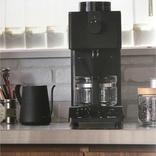TWINBIRD - ツインバード 全自動コーヒーメーカー ブラック(3cup) CM-D457B
